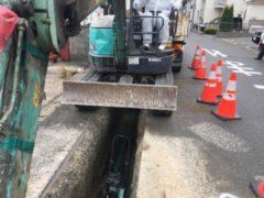 ガス配管工事なら有限会社一建設にお任せください!